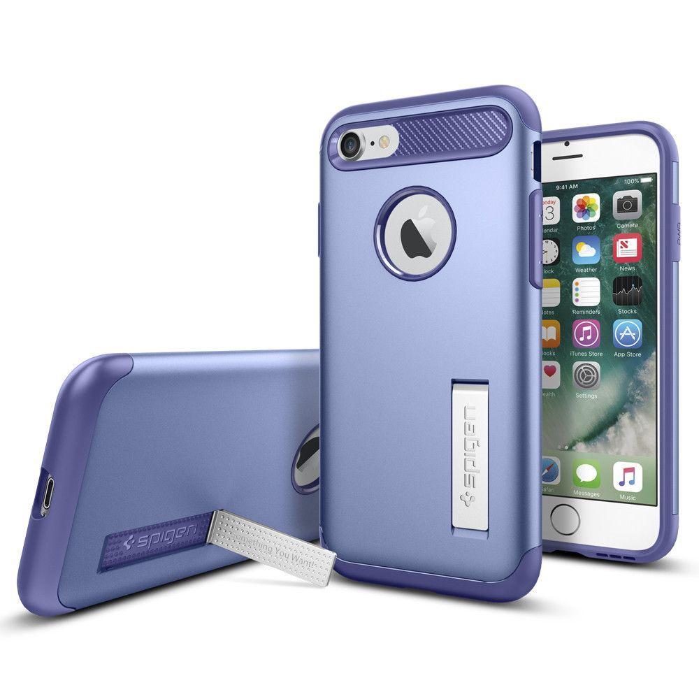 iPhone 8 Case Slim Armor Jet Black / In Stock Iphone 7