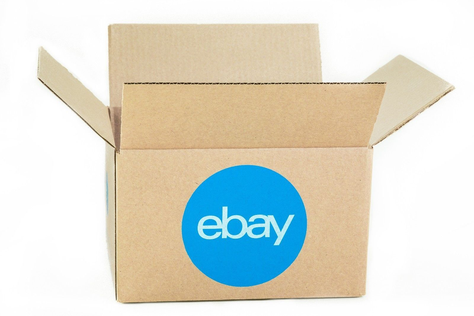 Ebay Branded Boxes With Blue 2 Color Logo 10 X 8 X 6 Ebay Ebay Cardboard Box Selling On Ebay