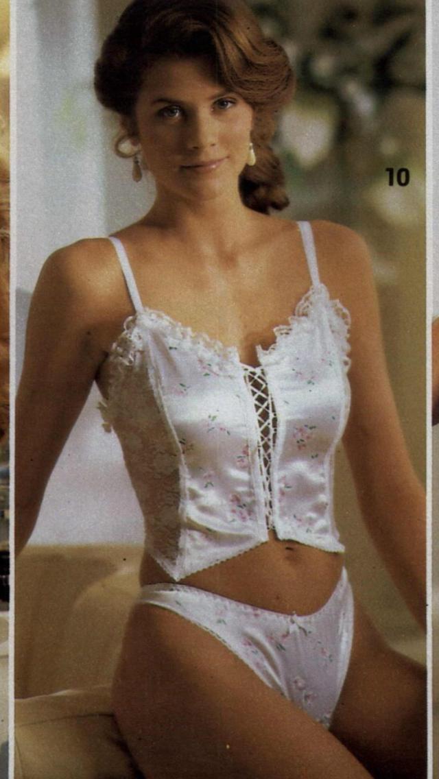 bd8bfc89f8bdb3 Lovely vintage lingerie