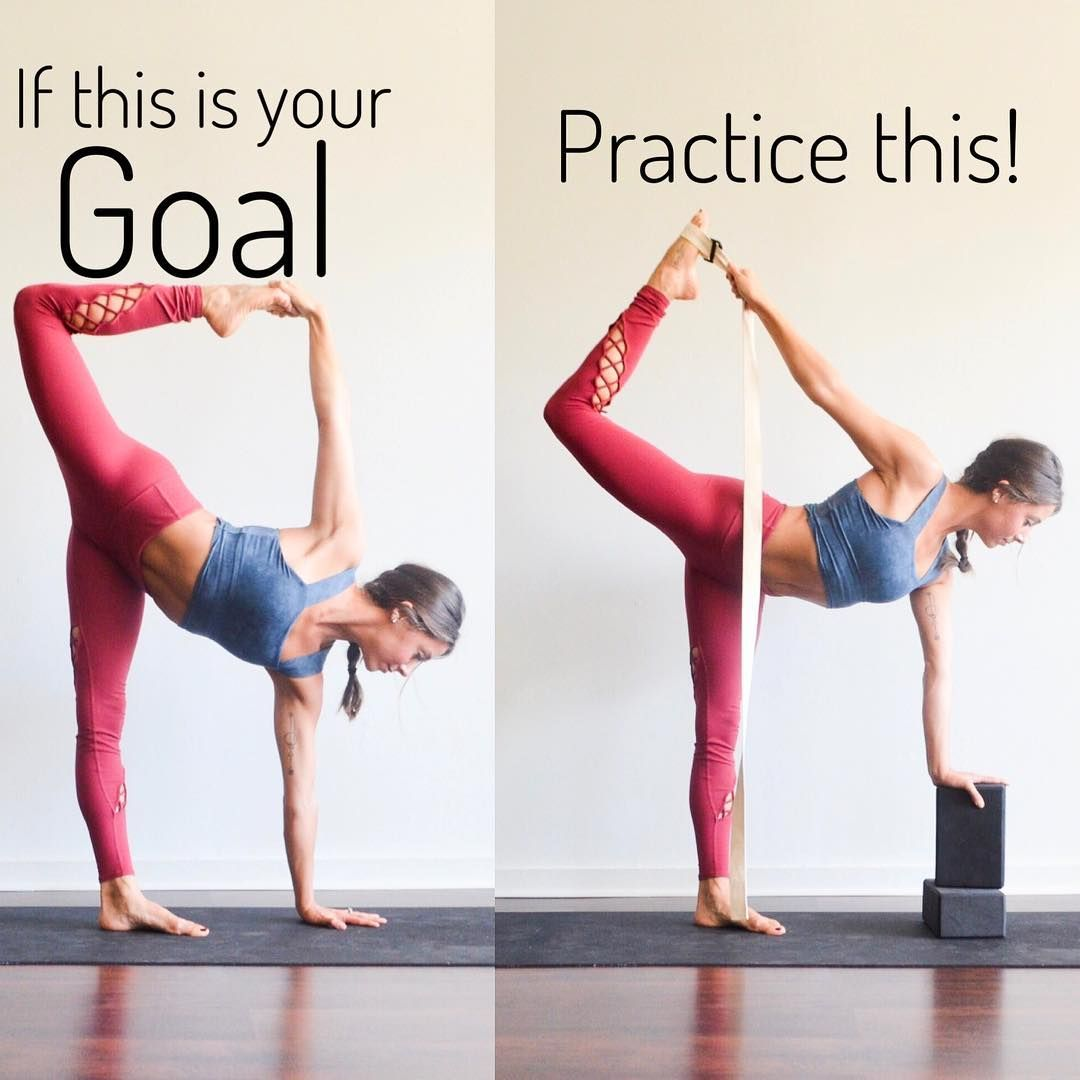 I Absolutely Love Props Because They Make Any Pose Accessible For Any Age And All Body Types I Can Rem Yoga Poses Advanced Advanced Yoga Yoga For Flexibility