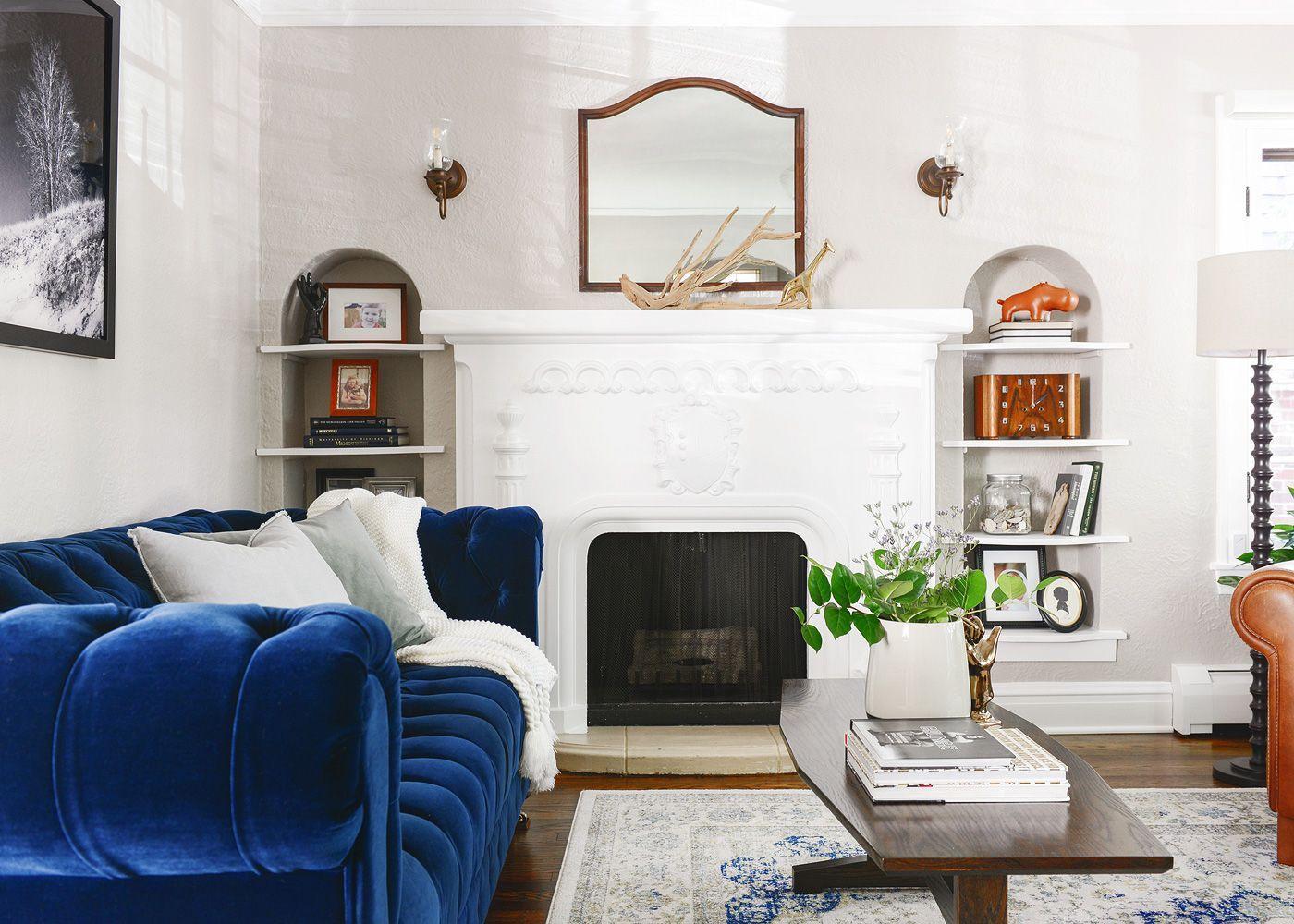 Best Velvet Sofa Living Room Set Modern Interior Design 640 x 480