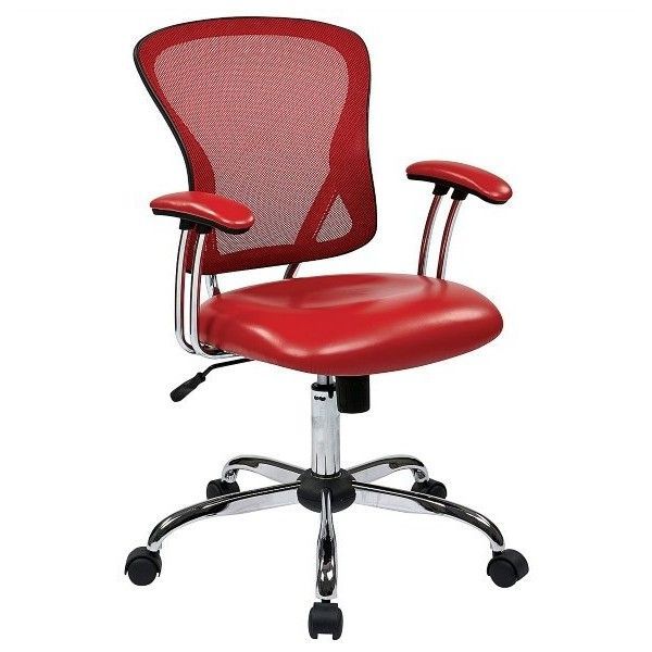 Office Star Peyton Task Chair ($193) ❤ liked on Polyvore