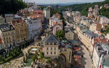 Sehenswürdigkeiten   Karlovy Vary