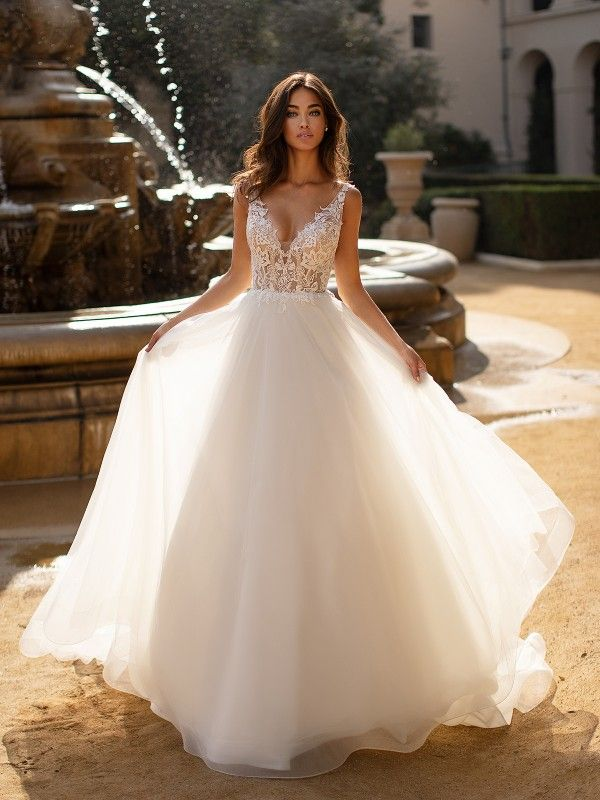 Photo of Bridal Ball Gown J6741 from the Moonlight Collection