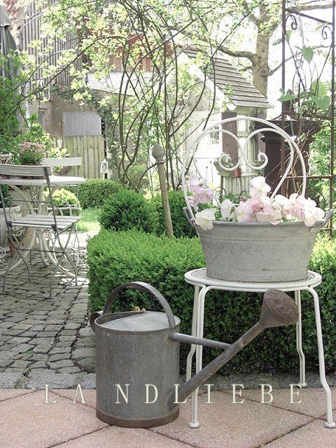 L A N D L I E B E Cottage Garden Cottage Garden Garden Decor Outdoor Gardens