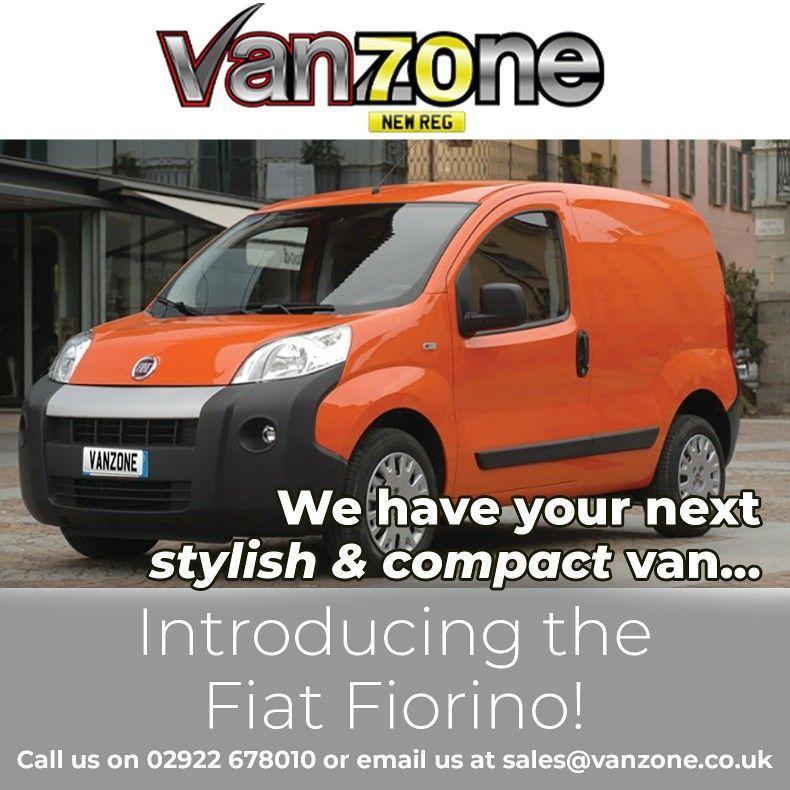 Fiat Fiorino Vanzone in 2020 Van, Fiat, Sat nav