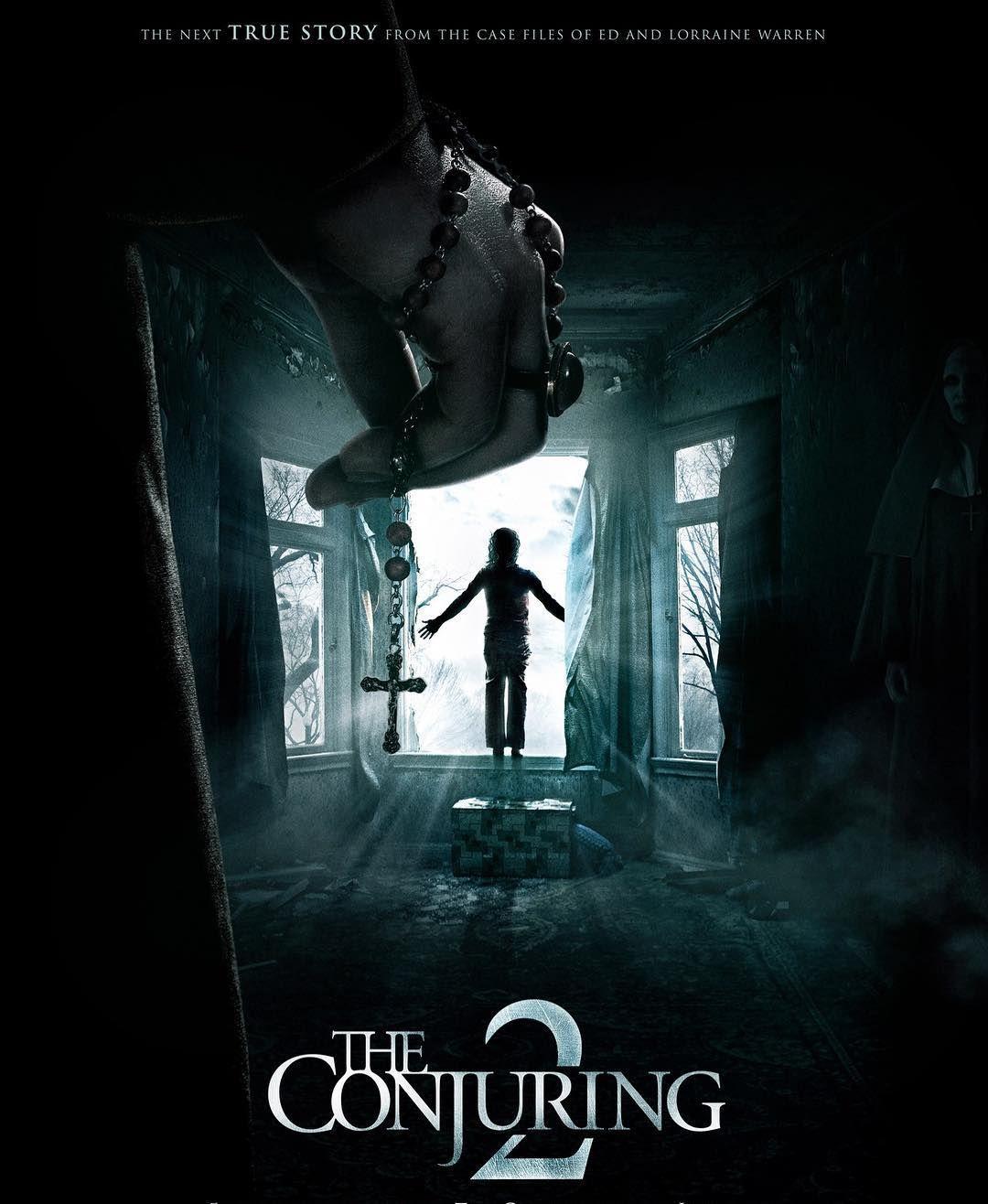 Filmmaker Jameswan The Conjuring 2 2016 Nowwatching Rewatch Halloween Halloweenmovies Theconjur The Conjuring Scary Movies To Watch Best Horror Movies