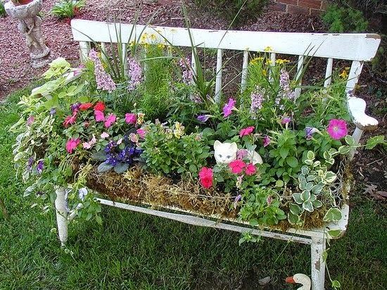 37 Creative DIY Garden Ideas