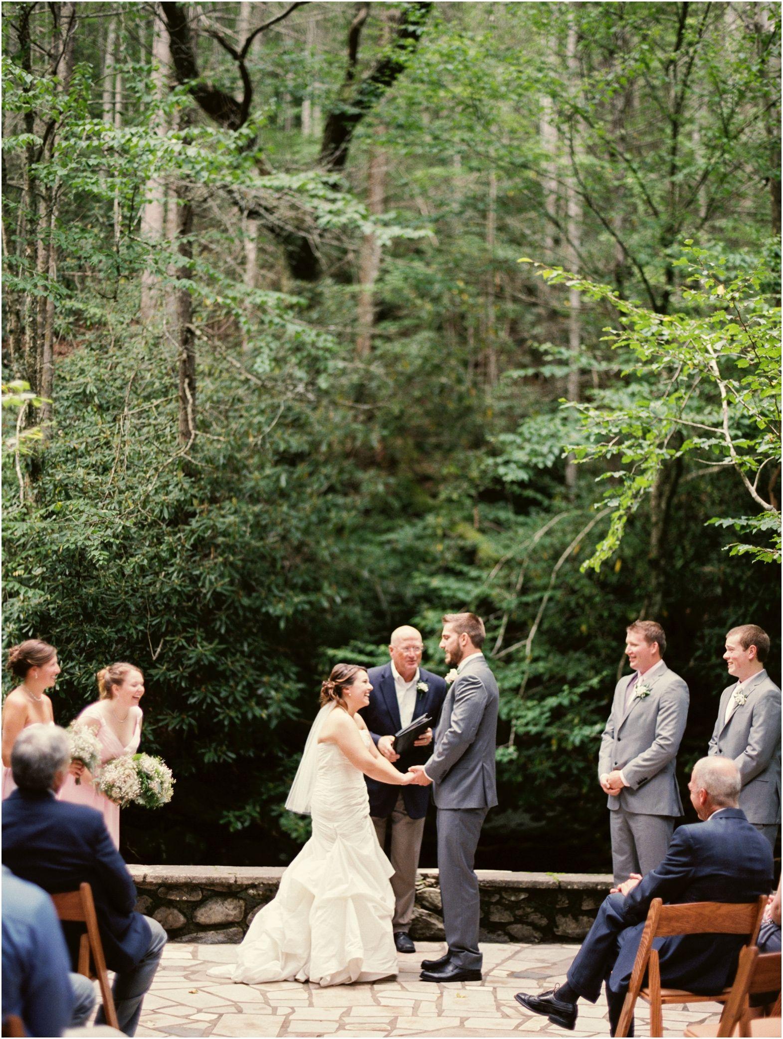 North Carolina Wedding Destination. Smoky Mountains ...