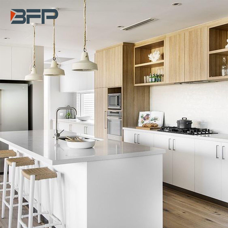 Laminate Kitchen Cabinets In 2020 Laminate Kitchen Laminate Kitchen Cabinets Kitchen Interior