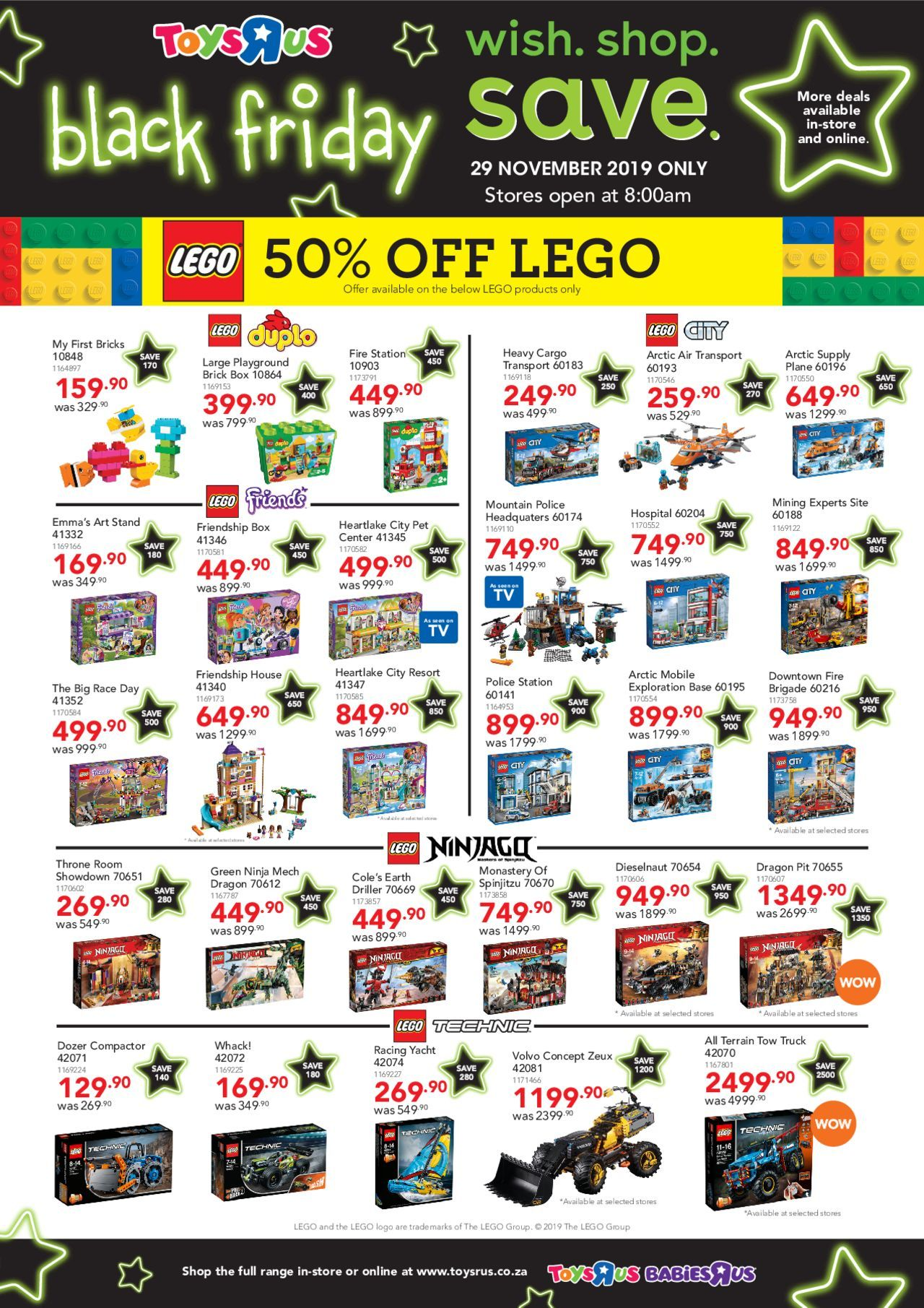 Awesome Catalogue Black Friday Toys R Us France And View In 2020 Black Friday Toys Toys R Us Black Friday
