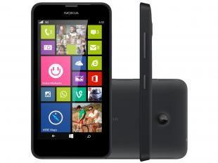 """Smartphone Nokia Lumia 630 Dual Chip 3G Câm. 5MP - Windows Phone Tela 4.5"""" Proc. Quad Core Tv Digital. OFERTÃO no Magazine Dufrom. Apenas R$ 499,00 ou 10x R$ 49,90. Confira. E-mail: fromrepresentante@gmail.com   Tel (16) 3024-8427 - 98128-6332   José Antonio S. Gonçalves."""