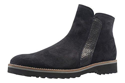 Gabor Shoes 51.682 Damen Chelsea Boots, Blau (pazifikoce