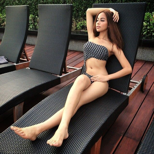 thai ladyboy beautiful Shemale