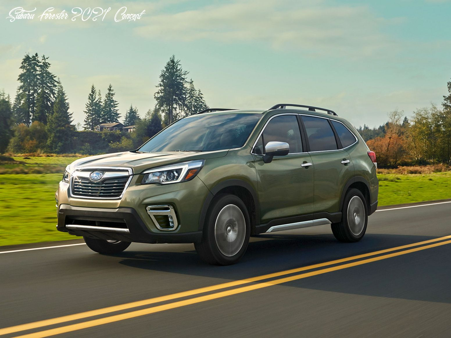 Subaru Forester 2021 Concept Rumors In 2020 Subaru Forester Subaru Suv