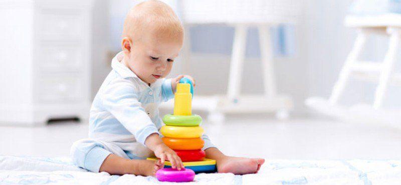 Ejercicios De Estimulacion Para El Bebe De 7 A 12 Meses 7 Meses Bebe