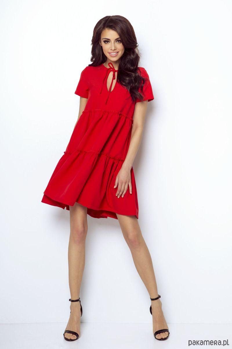 Sukienka Wiosna 2015 Sklep Z Sukienkami Mlodziezowymi Online Sukienki Damskie Letnie Sklep Internetowy Sukienki Tanie S Model Dress Day Dresses Fashion