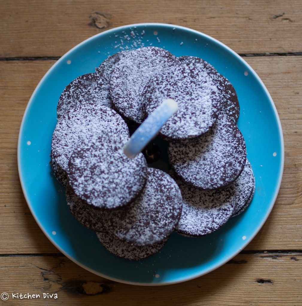Time for tea – Bourbon biscuits…