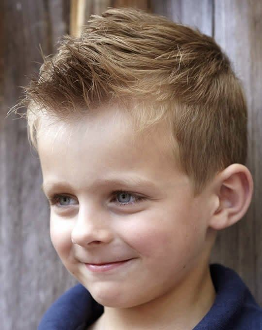 Awesome 1000 Images About Little Boy Haircuts On Pinterest Little Boy Short Hairstyles Gunalazisus