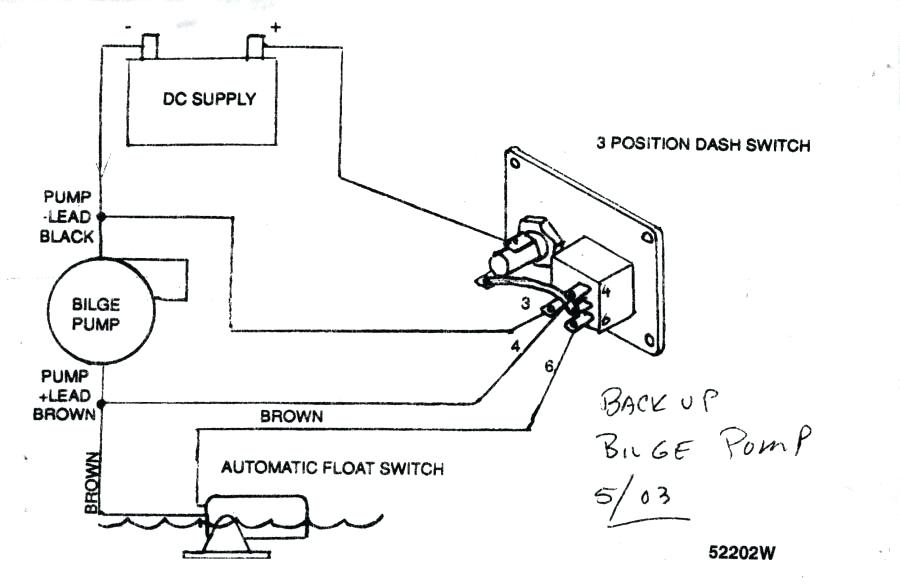 Johnson Bilge Alert Wiring Diagram