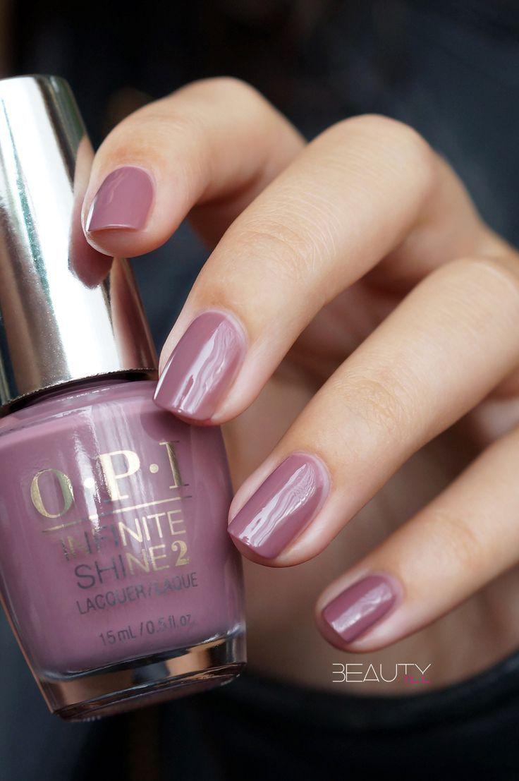 OPI Infinite Shine You Sustain Me Nail Design, Nail Art, Nail Salon ...