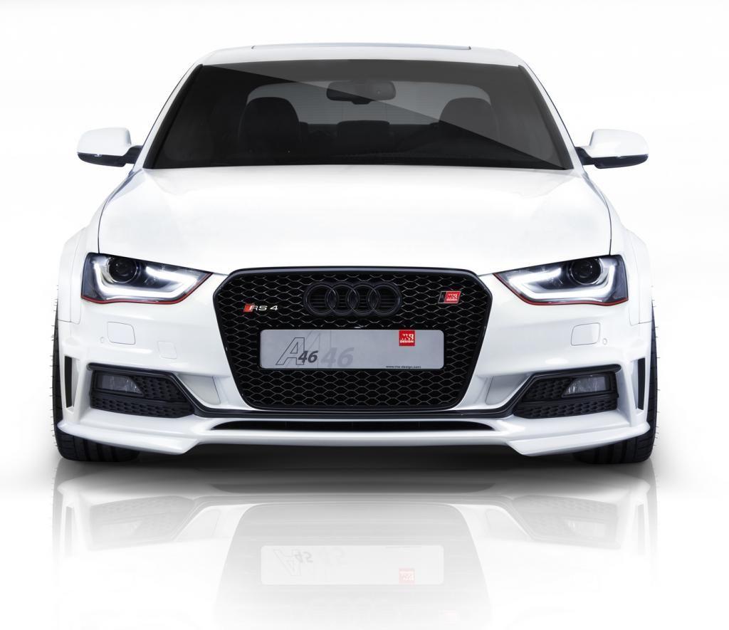 2015 Audi S4 White #20644) Wallpaper