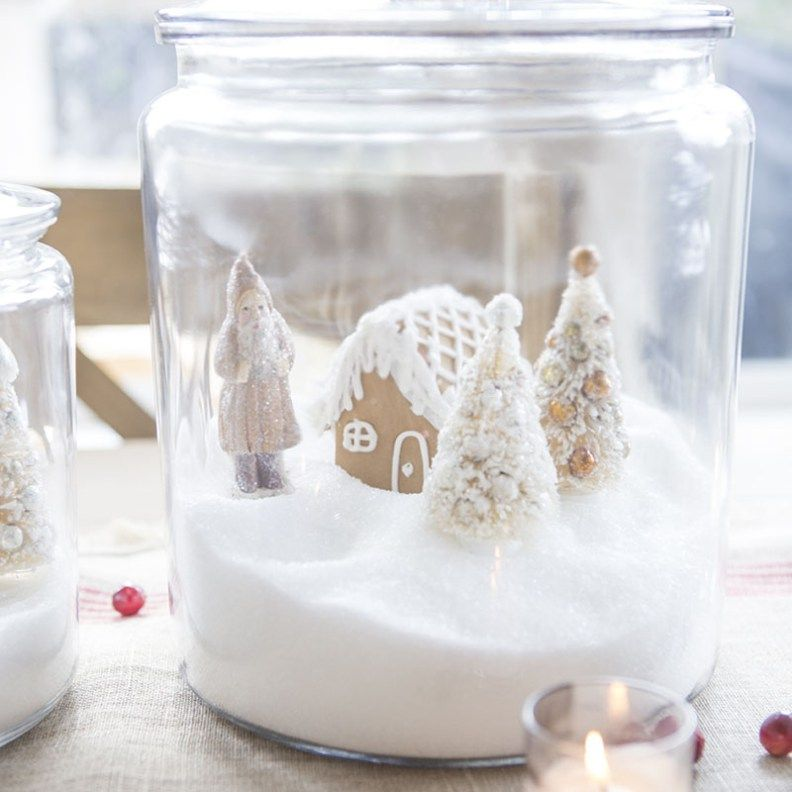 How To Guides Home Decor Ideas Recipes Furniture Tips Gingerbread Village Holiday Projects Holiday Centerpieces