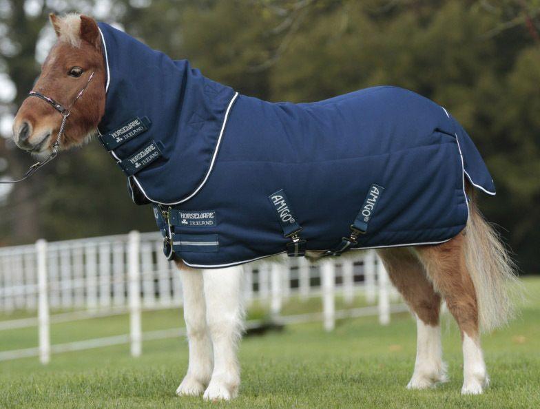 Amigo petite plus stable blanket shetland pony