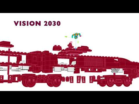 18 Come Aboard The Coastliner Lego World Train To Jeddah Vision 2030 Kingdom Of Saudi Arabia Youtube Lego Worlds Jeddah Saudi Arabia