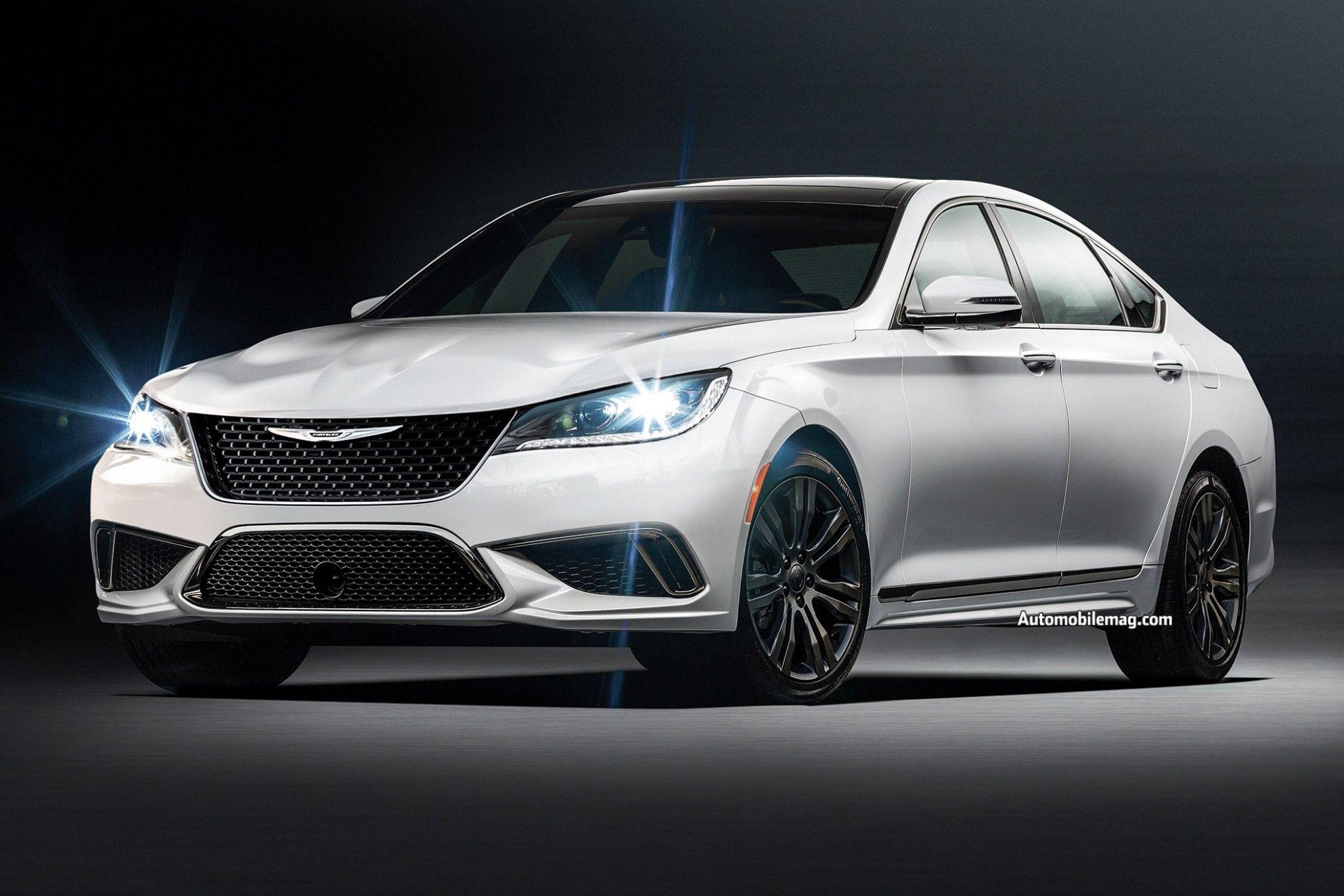 Außen 2021 Chrysler 100 Sedan