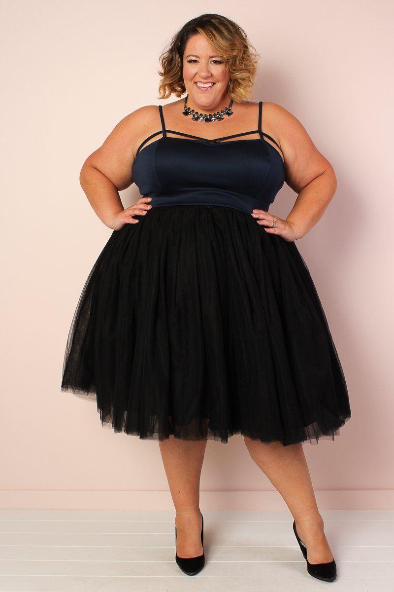 9236c33584 ... Women, Plus Size Clothing. Society+ Premium Tutu - Short Black Coming  Soon! Join Waitlist