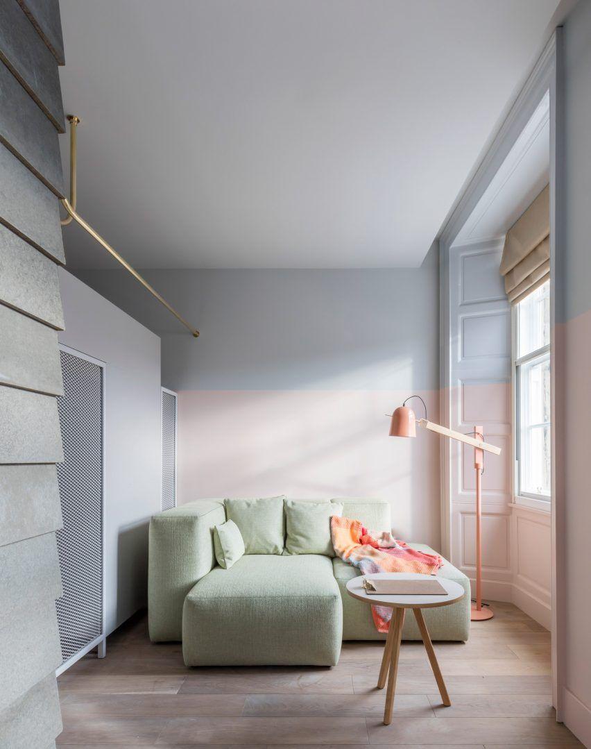 Ideen für mobile kücheneinrichtungen grzywinski  pons kreiert für das eden locke hotel in edinburgh ein