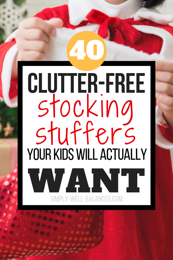 The Best Minimalist Stocking Stuffers for a Clutter-Free Christmas