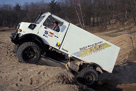 Extreme Recreational Vehicles | UNICAT Extreme All Wheel Drive RVs ...