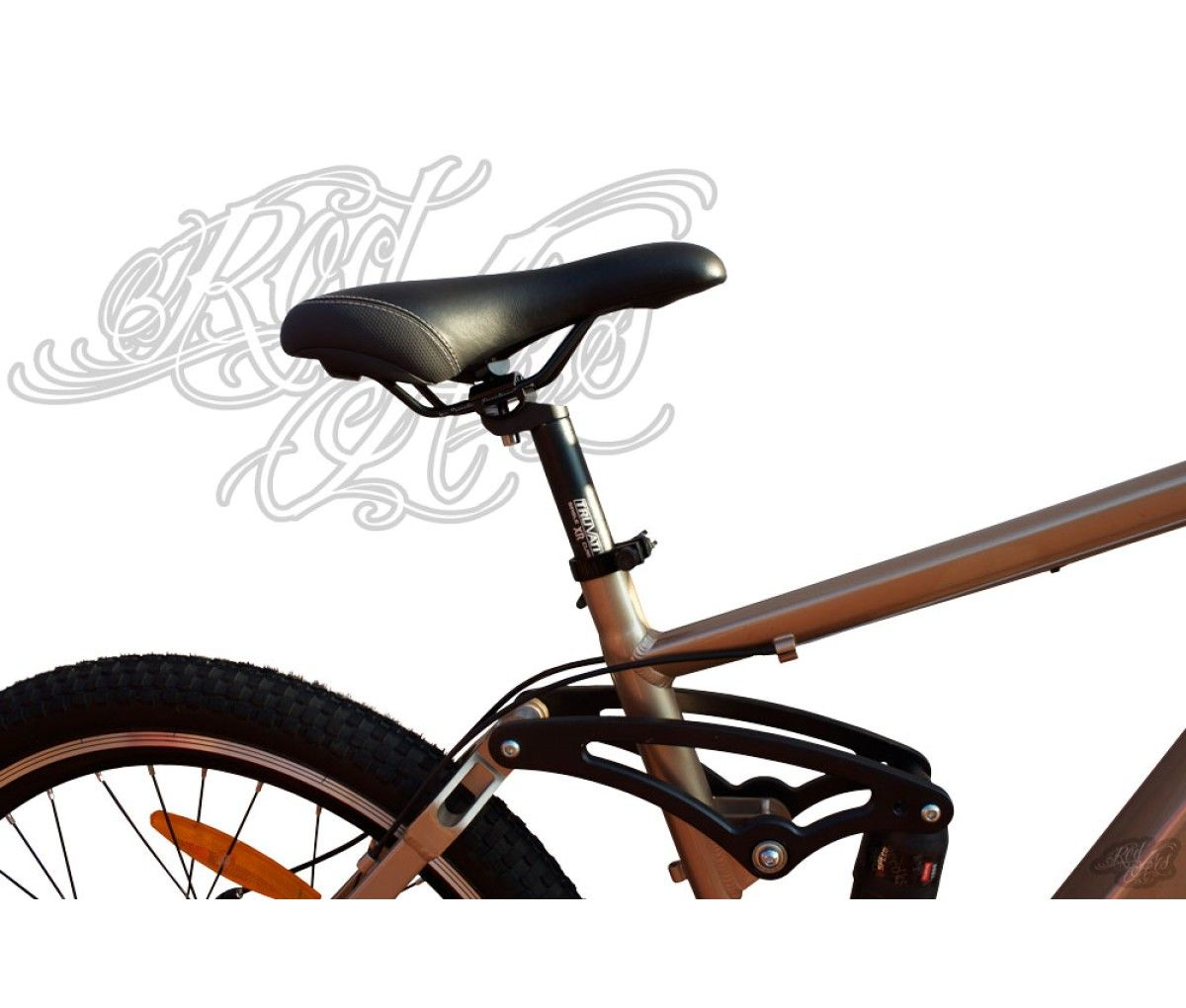 Bicicleta electrica doble suspension bateria oculta | Bicicletas ...