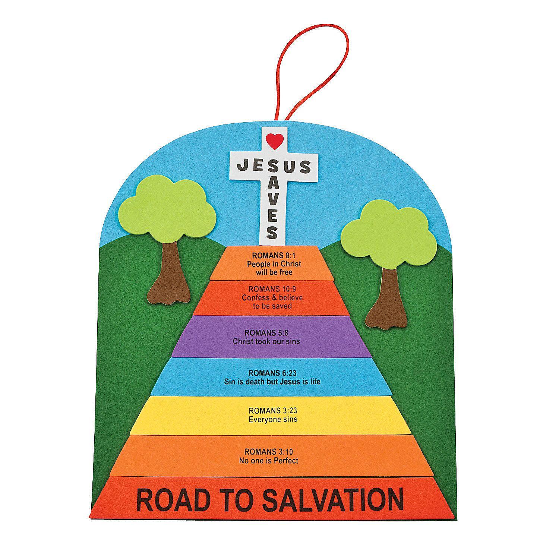 Jesus Salvation Kids