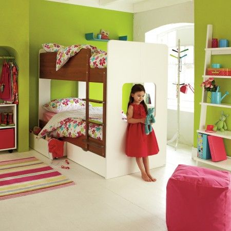 Coco Bunk Cabin Beds For Kids Bunk Beds Kids Room Furniture