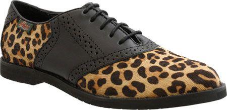 Bass Enfield 3 Women's Oxford (Leopard/Black) [KIA1901] - $71.20 ...