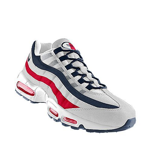 61cb10baa0eb My Houston Texans inspired Airmax 95 I designed at NIKEiD Nike Shoes Cheap