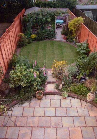 Garden makeovers milton road gardens garden ideas and for Garden makeover