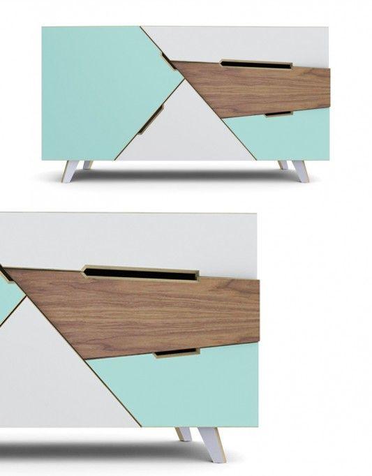Tangram sideboard mamut dise o pinterest muebles for Mamut muebles
