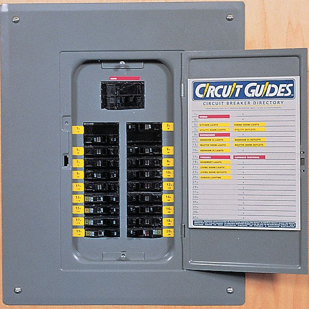 Circuit Breaker Outlet