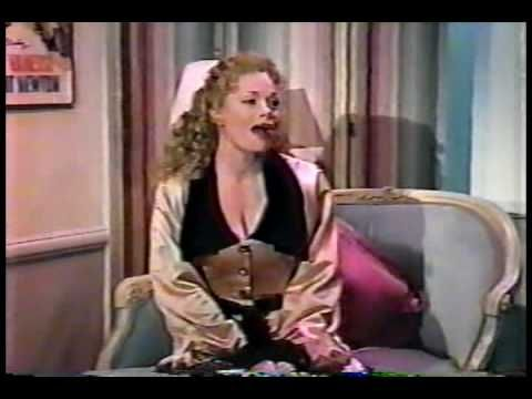 """""""So In Love,""""  Kiss Me Kate, Marin Mazzie and Brian Stokes, from 1999 Broadway Revival, on Rosie O'Donnell show."""