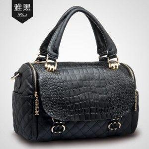2015 Fashion Vintage genuine-leather bag women PRADA 40$