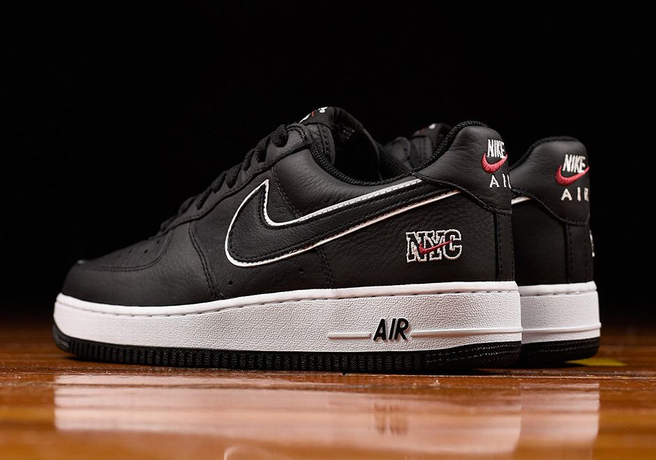 pretty nice 0ca8d c80bc The Nike Air Force 1 NYC retro is releasing at more retailers on December  10th, 2016 for  120 USD featuring classic