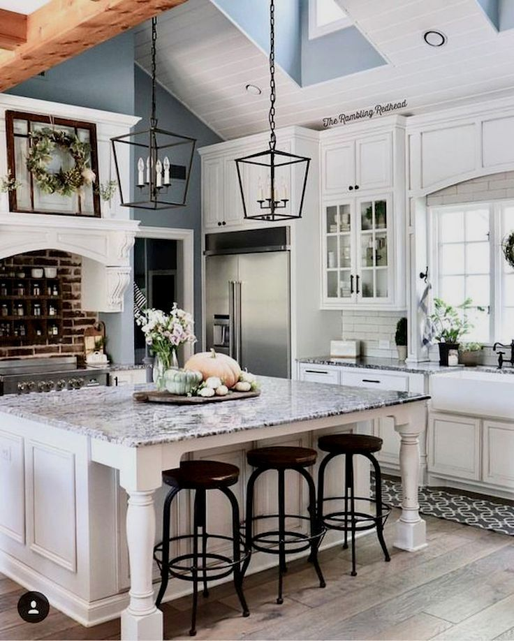 kitchen home renovation is fun until you get to the on best farmhouse kitchen decor ideas and remodel create your dreams id=17562