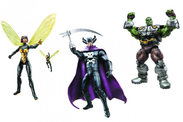 Marvel Avengers Universe Infinite 3.75 Inch Action Figure Series 1 Hyperion
