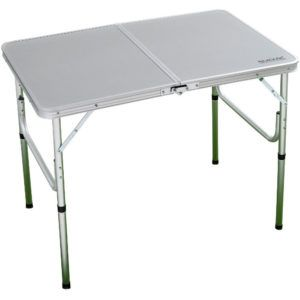 Folding Camping Tables Chairs From Outdoor World Direct Uk In Dimensions 4000 X Regatta Aluminium Table With Storage Painted Cabinet