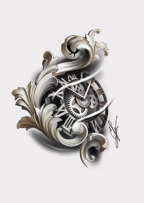 Best tattoo compass watch pockets 37 Ideas