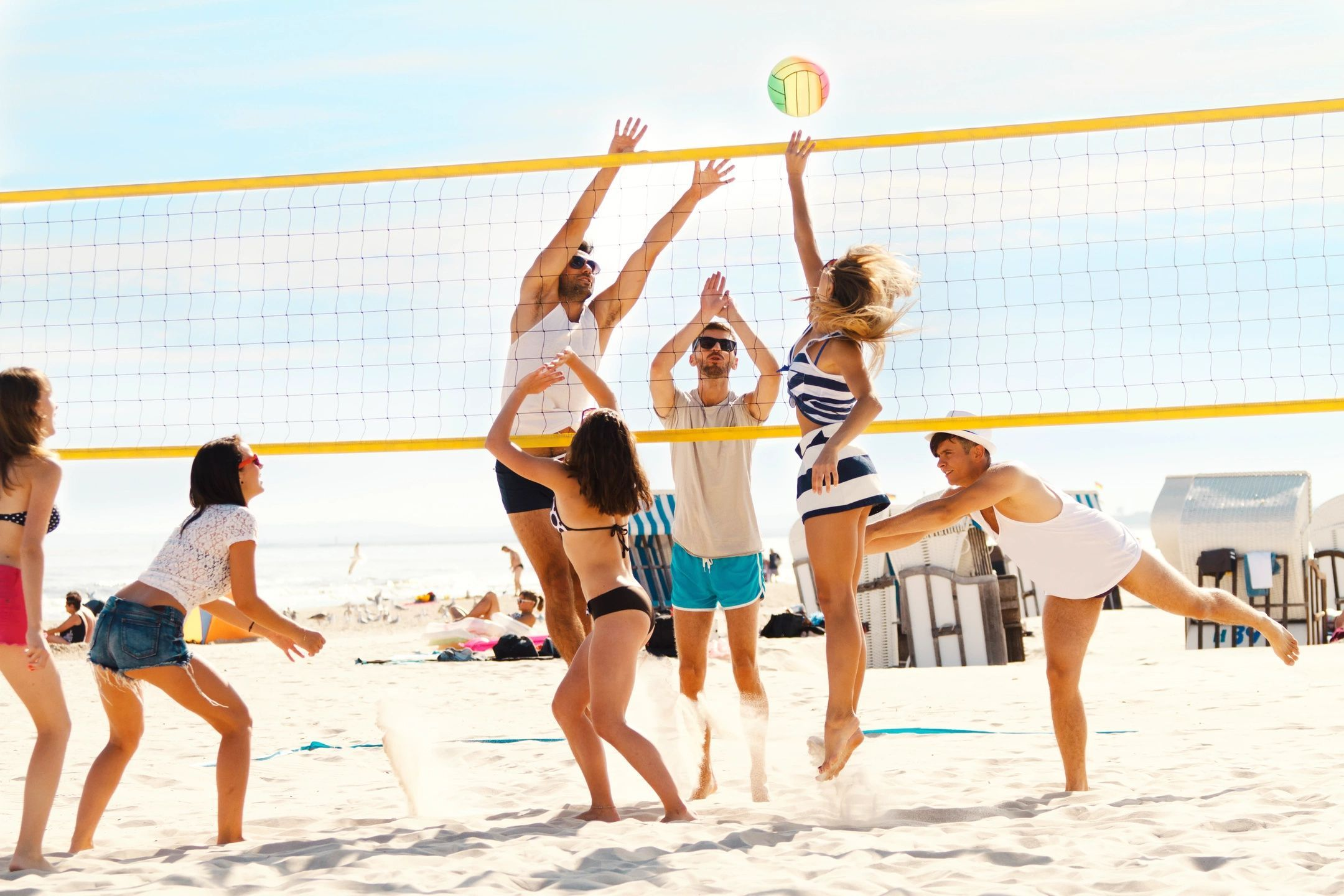 Ace Swift Volleyball Youth Games Fun Outdoor Games Sports